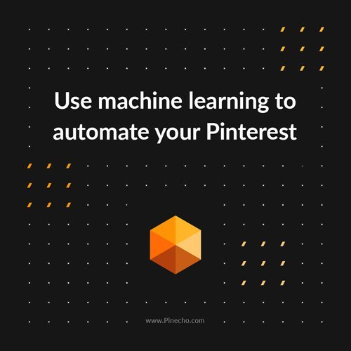 Pinecho Automation for Pinterest Banner